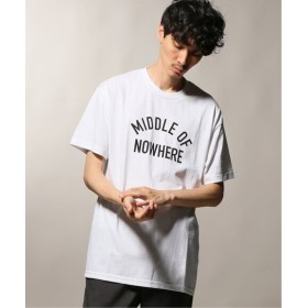 JOURNAL STANDARD relume THE QUIET LIFE ザ クワイエットライフ MIDDLE OF NOWHERE Tシャツ ホワイト M