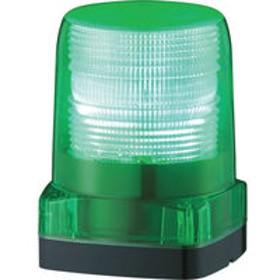 パトライト(PATLITE) パトライト LEDフラッシュ表示灯 LFH-12-G 1台 751-4484 (直送品)