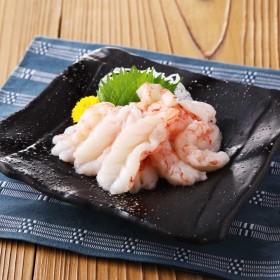 ワケあり お刺身でも食べられる赤海老 (500g×2袋)