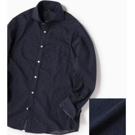 【シップス/SHIPS】 SC: ドット セミワイドカラー シャツ