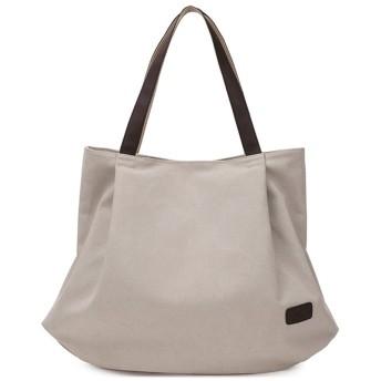 新しいファッション人気のありますレディースハンドバッグ,キャンバス肩掛け鞄,大きい容量旅行パッケージ,キャンバスレティキュール,ホワイト