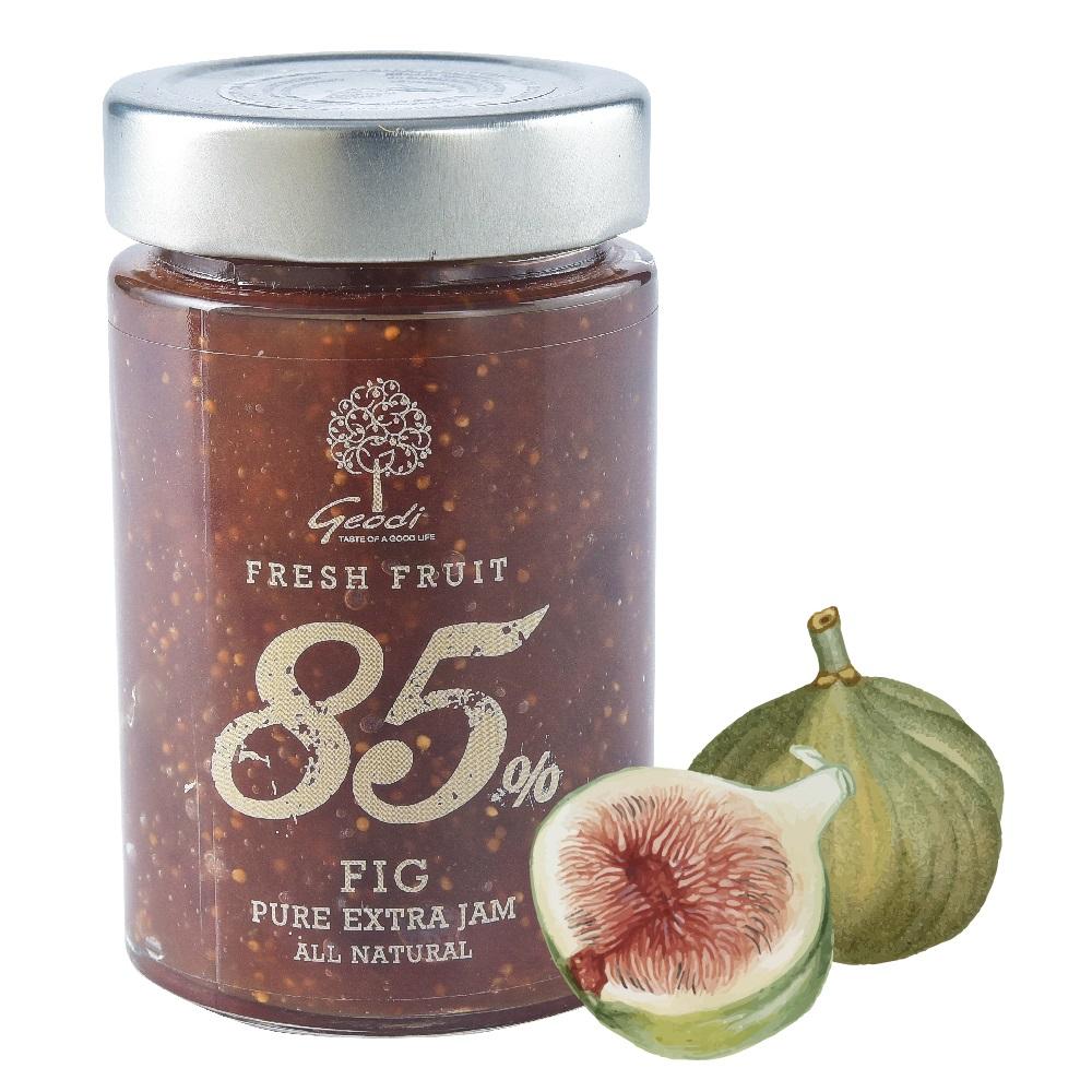 [希臘Geodi] 果醬250g (85%含果量) 無花果