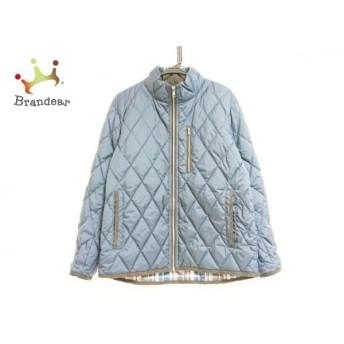 クロコダイル CROCODILE ダウンジャケット サイズL メンズ 美品 ダークネイビー×ブラウン 冬物 新着 20190716