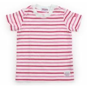 【ミキハウス/mikiHOUSE】Tシャツ・カットソー 90サイズ 女の子【USED子供服・ベビー服】(431299)