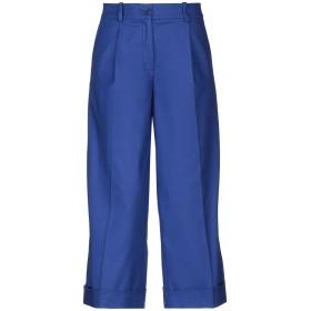 《期間限定 セール開催中》P.A.R.O.S.H. レディース パンツ ブルー S コットン 95% / ポリウレタン 5%