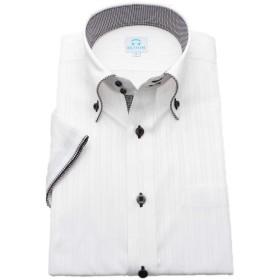 (ブルーム) BLOOM 2019夏 オリジナル 半袖 ワイシャツ クールビズ 形態安定加工 1 6L