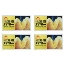 森永北海道バター 200g×4個