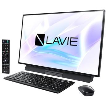 NEC PC-DA970MAB ファインブラック LAVIE Desk All-in-one [デスクトップパソコン 27型 / Win10 Home / DVDスーパーマルチ]