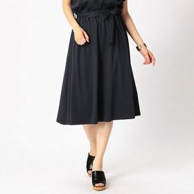 COMME CA ISM ジャージー フレアースカート 12-50CL12