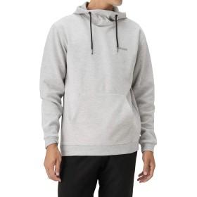 TARZAN(ターザン) ドライストレッチスタンドパーカ パーカー スウェット 長袖 384120MH メンズ グレー:XL