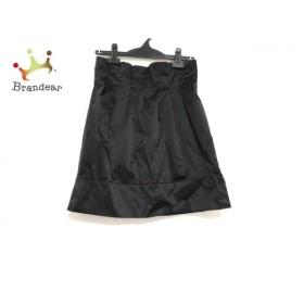 ナラカミーチェ NARACAMICIE スカート サイズ1 S レディース 美品 黒  値下げ 20191018