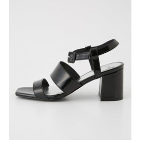 【SLY:シューズ】SQUARE TOE BASIC SANDAL