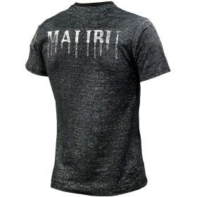 VIOLA rumore ヴィオラ ビオラ Tシャツ Vネック ボーダー ラメ プリント ロゴ 細身 半袖T ブラック黒 91333 XL