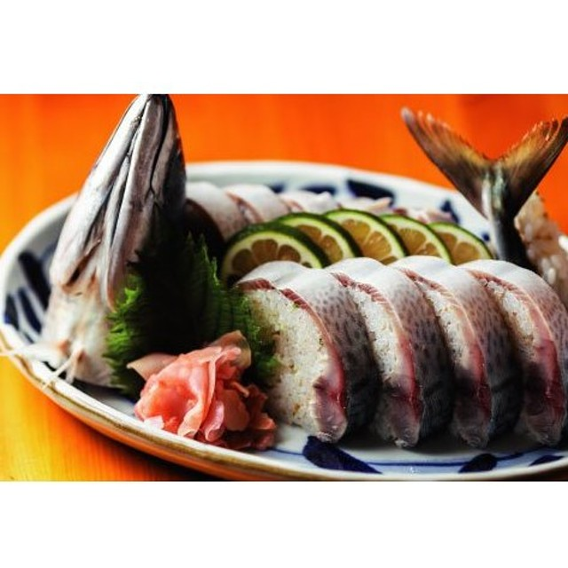 19-031.土佐の焼きサバ寿司用姿寿司2本セット