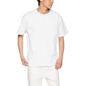 [ウィゴー] WEGO USA コットン 綿 クルー ネック ポケット T シャツ 半袖 S メンズ