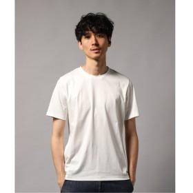 [マルイ] メンズTシャツ(160/2 シルケットスムース クルーネック Tシャツ)/エディフィス(EDIFICE)