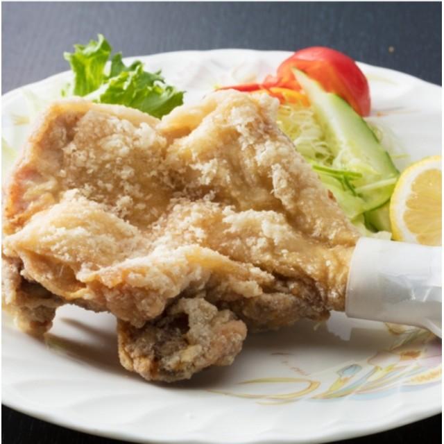 HN014初音の鶏もも肉からあげ【2本】
