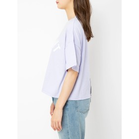 カットソー - CECIL McBEE バックZIP配色Tシャツ