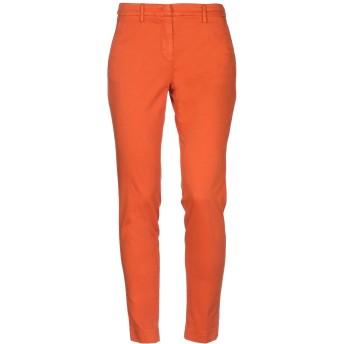 《セール開催中》MASON'S レディース パンツ オレンジ 42 コットン 97% / ポリウレタン 3%