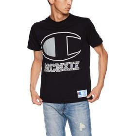 [チャンピオン] Tシャツ C3-N304 メンズ ブラック 日本 L (日本サイズL相当)