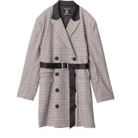 [PAMEO POSE]Big Jacket Dress