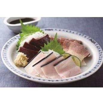 A058 特選鯨肉セット・塩くじら付