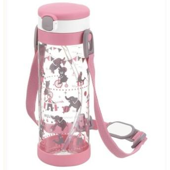 アクリア おでかけストローマグR ピンク 育児用品 お食事用品 マグ (112)
