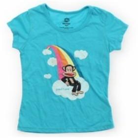 【ポールフランク/PaulFrank】Tシャツ・カットソー 110サイズ 女の子【USED子供服・ベビー服】(431177)