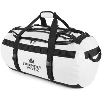 The Friendly Swede ダッフルバッグ 耐水 3way 90L