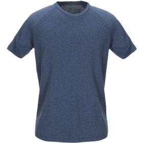 《期間限定セール開催中!》MAJESTIC FILATURES メンズ T シャツ ブルーグレー M コットン 100%