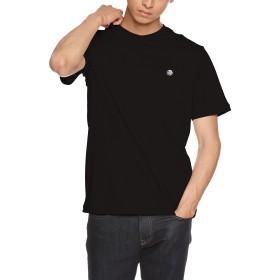(ディーゼル) DIESEL メンズ Tシャツ ワンポイントTシャツ 00SHAG0GASS S ブラック 900