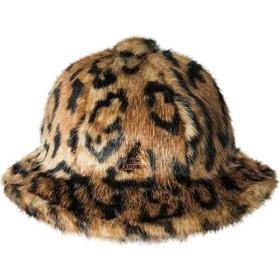 (カンゴール) Kangol メンズ 帽子 ハット Faux Fur Casual Bucket Hat [並行輸入品]