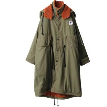 [PAMEO POSE]Boa Hoodie Coat
