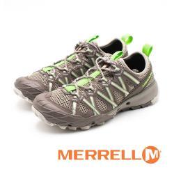 MERRELL CHOPROCK速乾對流水陸兩棲鞋 女鞋 - 灰綠