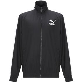 《期間限定セール開催中!》PUMA メンズ ブルゾン ブラック S ポリエステル 100% Iconic T7 Track Jacket