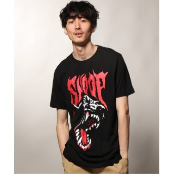 JOURNAL STANDARD relume SSS WORLD CORP/トリプルエスワールドコープ DOBERMAN TEE ブラック L