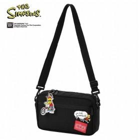 [マルイ] The Simpsons Jogger Bag/マンハッタンポーテージ(Manhattan Portage)