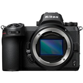 Nikon Z6 ボディ [ミラーレス一眼カメラ(2450万画素・レンズ別売)] デジタル一眼カメラ