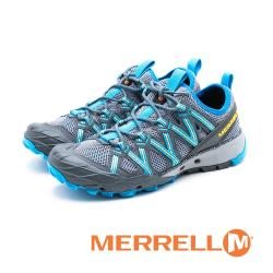 MERRELL(女)CHOPROCK WATERPRO水陸兩棲鞋-藍