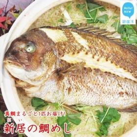 瀬戸内海天然真鯛&新居浜市特産新居のめぐみ米を使った「新居の鯛めし」4人前