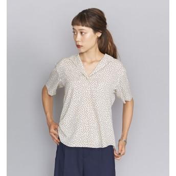 【ビューティアンドユース ユナイテッドアローズ/BEAUTY&YOUTH UNITED ARROWS】 BY ドットプリントオープンカラーシャツ