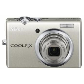 Nikon デジタルカメラ COOLPIX (クールピクス) S570 シルバー S570SL 中古品 アウトレット