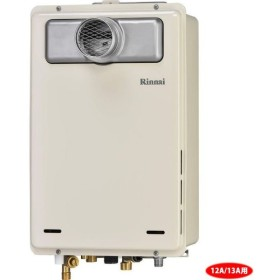 【納期目安:1週間】リンナイ RUJ-A1600T-13A 16号 PS扉内設置型(排気延長不可)ガス給湯器高温水供給式(都市ガス12A/13A) (RUJA1600T13A)