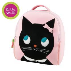 美國Dabbawalla瓦拉包 -貓咪兒童後背包