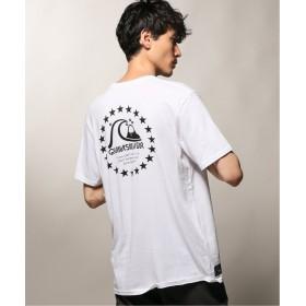 【30%OFF】 ジャーナルスタンダード QUIKSILVER/クイックシルバー BLACK STARS Tシャツ メンズ ホワイト L 【JOURNAL STANDARD】 【セール開催中】