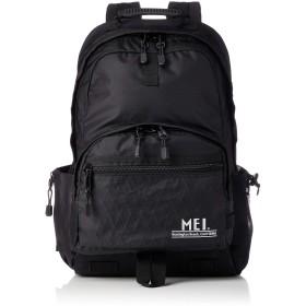 [メイ] リュック Packs DX A4収納 Black One Size