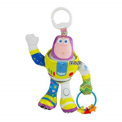 《 Disney 迪士尼 》玩具總動員 柔柔捏捏巴斯光年 東喬精品百貨