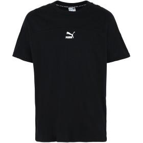 《セール開催中》PUMA メンズ T シャツ ブラック S コットン 100% XTG Tee