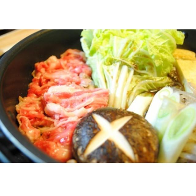 b5-057 鹿児島県産和牛すき焼きセット