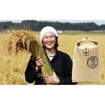 【安藤食品】 令和元年 三種町産 あきたこまち 玄米10kg